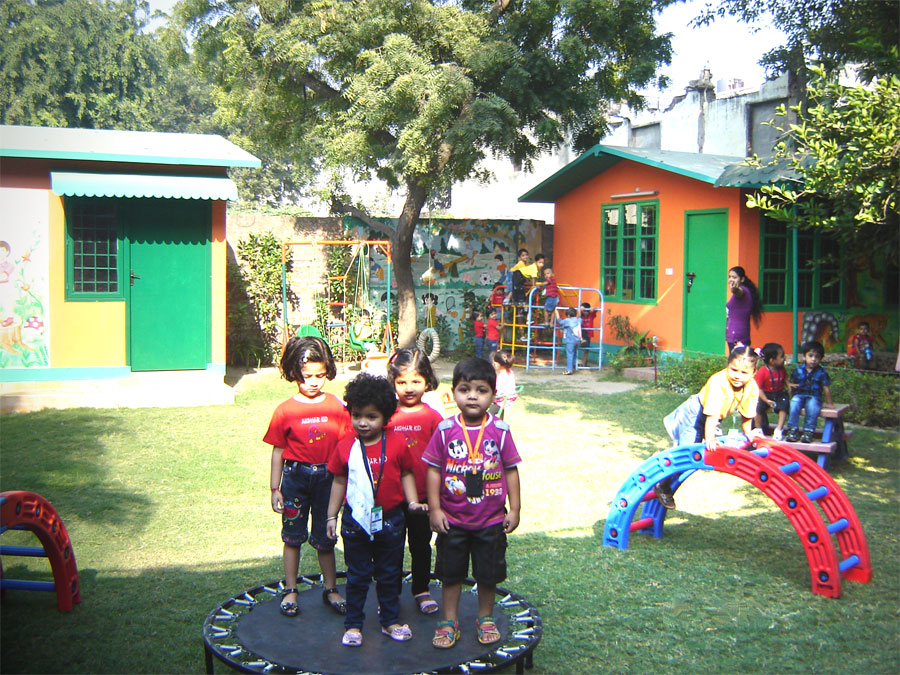 Akshar Nursery School